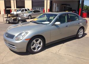 2004 infinity g35 FOR PARTS for Sale in Las Vegas, NV