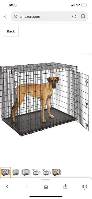 XX Large dog crate ( like new ) for Sale in Bartow, FL
