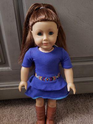 American girl doll saige for Sale in Sacramento, CA
