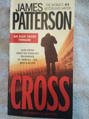 Cross by James Patterson for Sale in San Tan Valley, AZ
