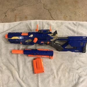 Collectible Nerf Longstrike CS-6 for Sale in Killingworth, CT