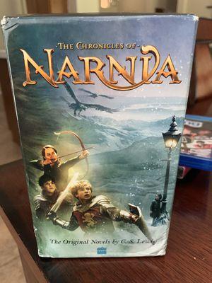 Complete Narnia Books Box Set for Sale in Glendale, AZ