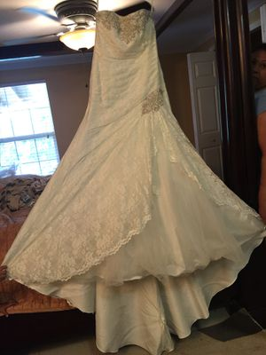 Wedding dress for Sale in Haines City, FL