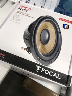 Focal 10 inch sub for Sale in Long Beach, CA