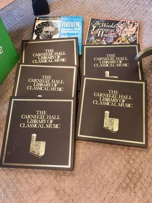 Vinyl record lot (must take all) for Sale in Alexandria, VA