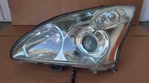 2004-2009 LEXUS RX350 XENON AFS HEADLIGHT OEM LEFT DRIVER SIDE for Sale in El Camino Village, CA