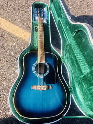 Ibanez acoustic guitar for Sale in Albuquerque, NM