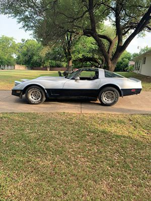 1981 Chevy Corvette for Sale in Saginaw, TX