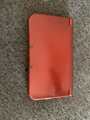 New Nintendo 3DS XL Red with Accessories for Sale in Peoria, AZ