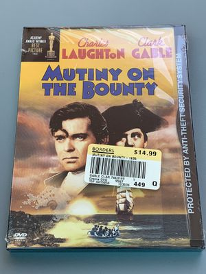 Mutiny on the Bounty DVD for Sale in Houston, TX