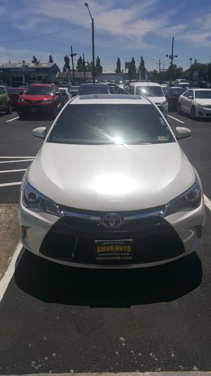 2015 Toyota Camry XSE. 36k miles $500 Down. Amko Auto in Manassas. {contact info removed} ask for Joseph for Sale in Manassas, VA