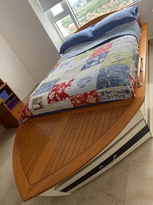 Potterybarn boat bed for Sale in FL, US