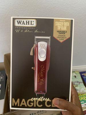Wahl Magic Clip Cordless for Sale in Grand Prairie, TX