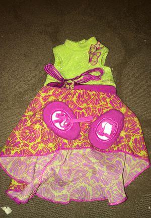 America girl doll 2 piece dress for Sale in Alexandria, VA