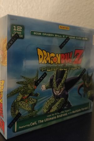 Dragonball Z Booster Box Perfection for Sale in Avenal, CA