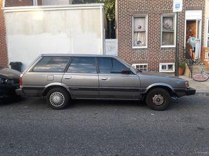 Subaru Loyale 1990 manuar for Sale in Philadelphia, PA