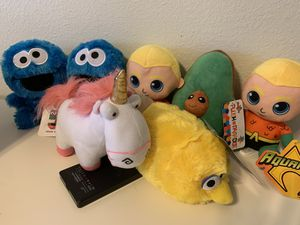Brand NEW Stuffed Animals $5ea for Sale in Austin, TX