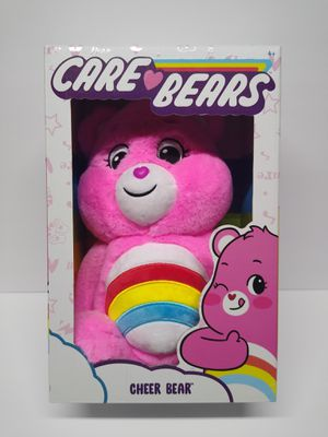 "Care Bears - Pink Cheer Bear - 14"" Plush RARE for Sale in Pottsville, PA"
