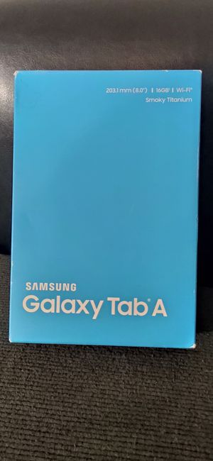 Galaxy Tab A for Sale in Fontana, CA