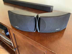 Bose 321 Speakers for Sale in Seattle, WA