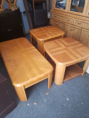 3 coffee table for Sale in St. Petersburg, FL