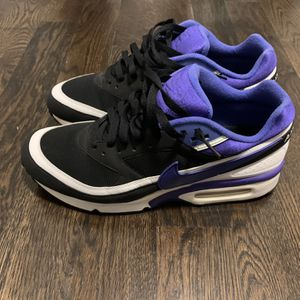 Nike Air Max BW 2016 OG Persian Violet /Black /White Sz 11.5 for Sale in Chicago, IL
