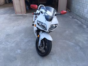 2008 Suzuki SV650 SV650S Motorcycle for Sale in Ontario, CA