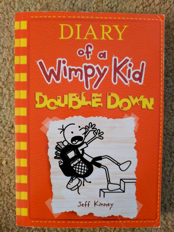 Diary of a Wimpy Kid, Double Down