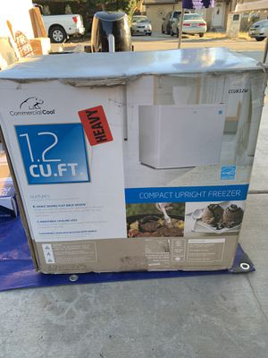Compact upright freezer for Sale in Los Angeles, CA
