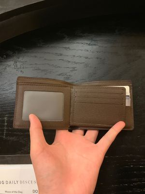 Gucci wallet bifold GG for Sale in Arlington, VA