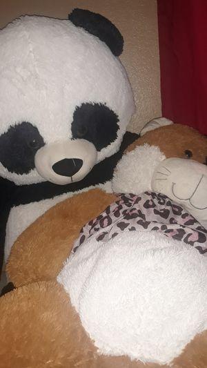 Big Stuffed animals for Sale in Hesperia, CA