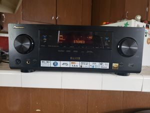 Pioneer Elite vsx-90 Receiver for Sale in Murrieta, CA