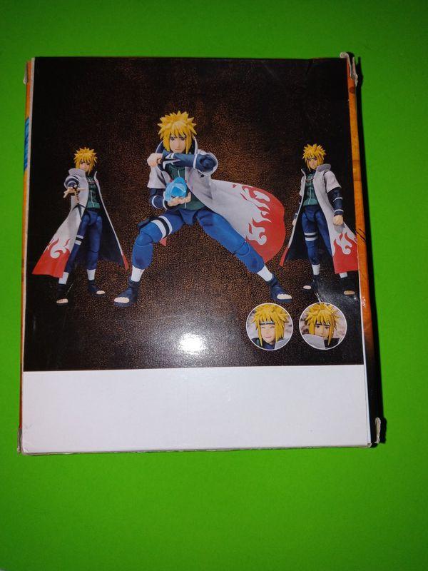 Naruto Minato Namikaze action Figure