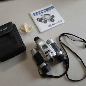 Meade Capture View Camera Binoculars for Sale in Glendale, AZ