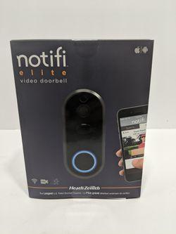 Notifi Elite Video Door Bell for Sale in San Angelo,  TX