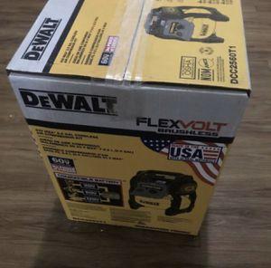 Dewalt flexvolt compressor new sealed (price is firm) for Sale in Orlando, FL