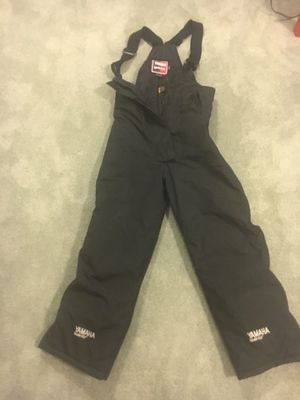 Yamaha Goretex so men's insulated motorcycle riding bibs for Sale in Mill Creek, WA