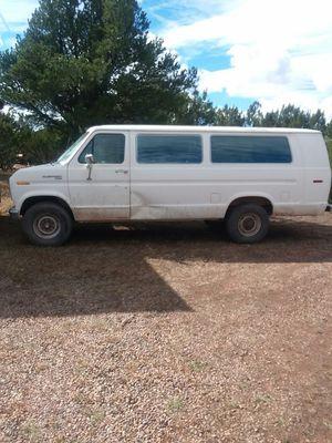 1990 1 Ton ford van..runs drives excelent 120000 original miles best offer for Sale in Show Low, AZ