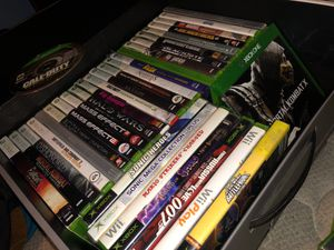 Xbox one and 360 games for Sale in Orlando, FL