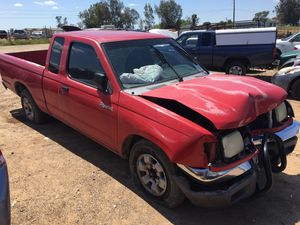 1998 Nissan Frontier For Parts ONLY! for Sale in Fresno, CA