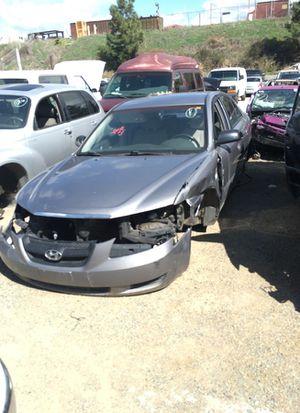 Hyundai Sonata 2007 for parts for Sale in Chula Vista, CA