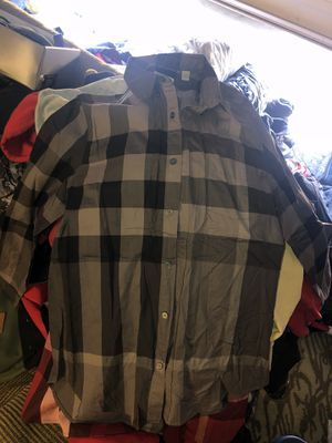 Burberry mens for Sale in Fremont, CA