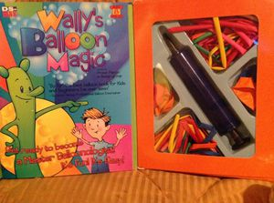 Wally's balloon magic for Sale in Overland, MO