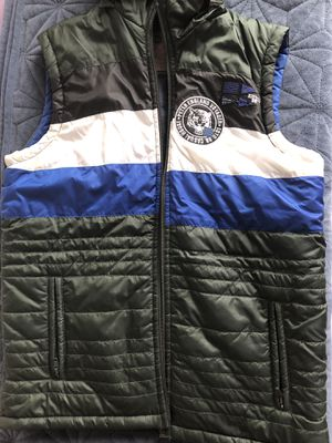 Half jacket with detachable hoodie. And more for Sale in Naperville, IL