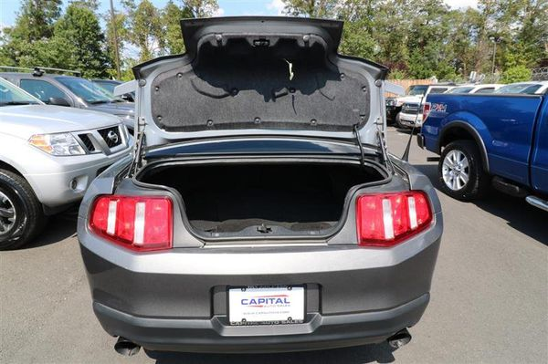 2011 Ford Mustang