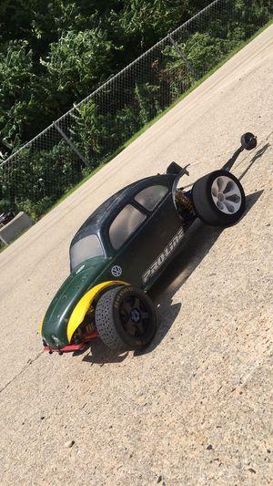 Traxxas rustler drag car for Sale in Meriden, CT