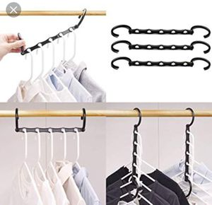 Space saving closet organizing hangers for Sale in Mansfield, TX
