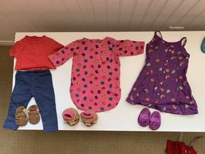 American Girl doll outfits for Sale in Tustin, CA