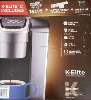 Keurig K-Elite Coffee Maker for Sale in Hillsboro, OR