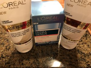 L'Oréal Daily Liquid Care & Gentle Daily Cleanser for Sale in Ashburn, VA